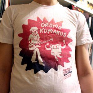 T-shirt Oromocto Diamond – Oromo Kumakus