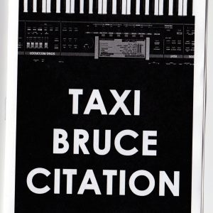 Taxi Bruce