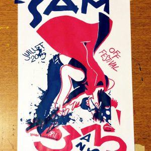 Poster Sam Murdock 33 ans