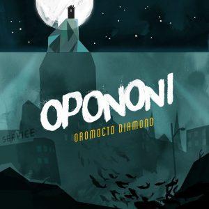 Oromocto Diamond - Opononi