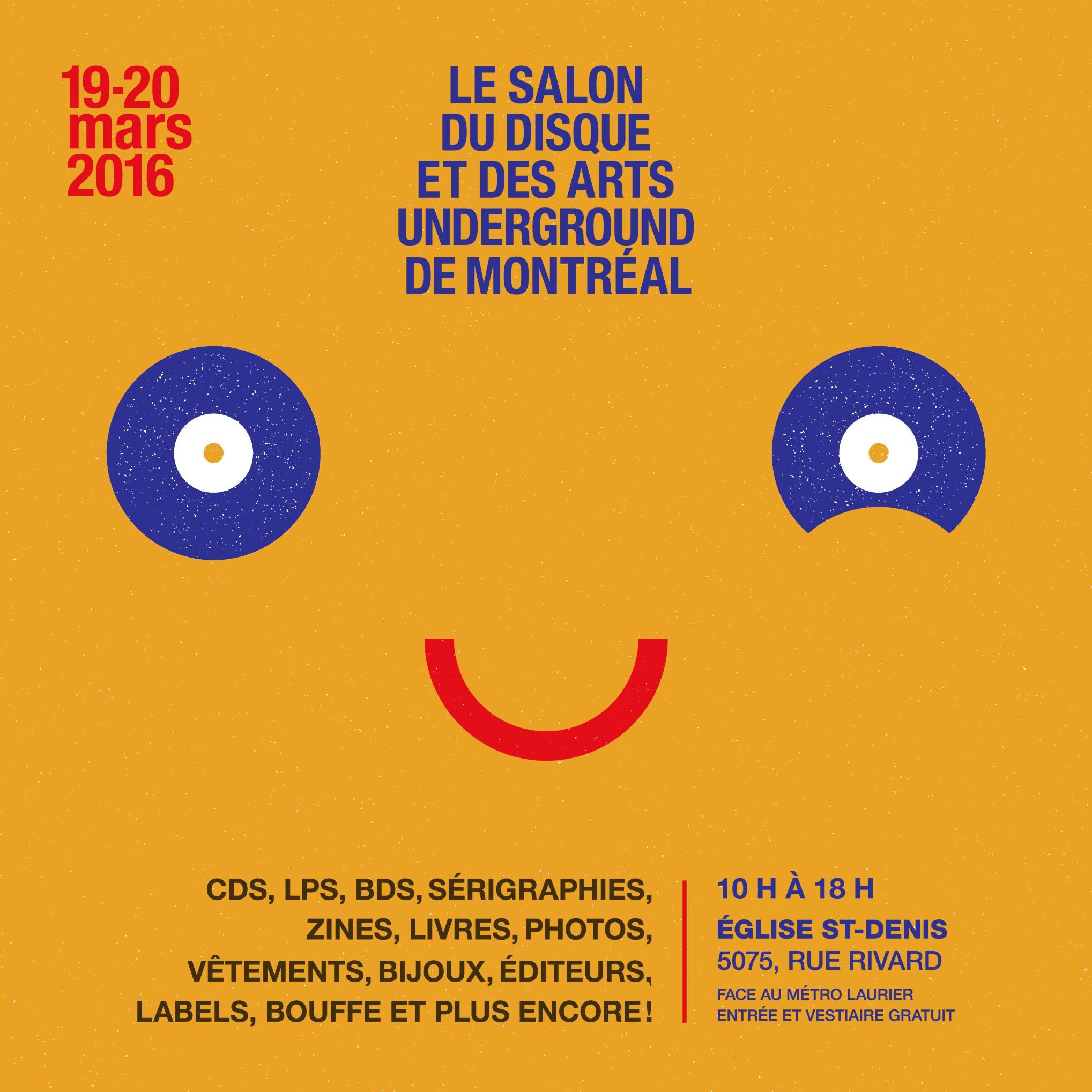 Salon du disque et des arts underground
