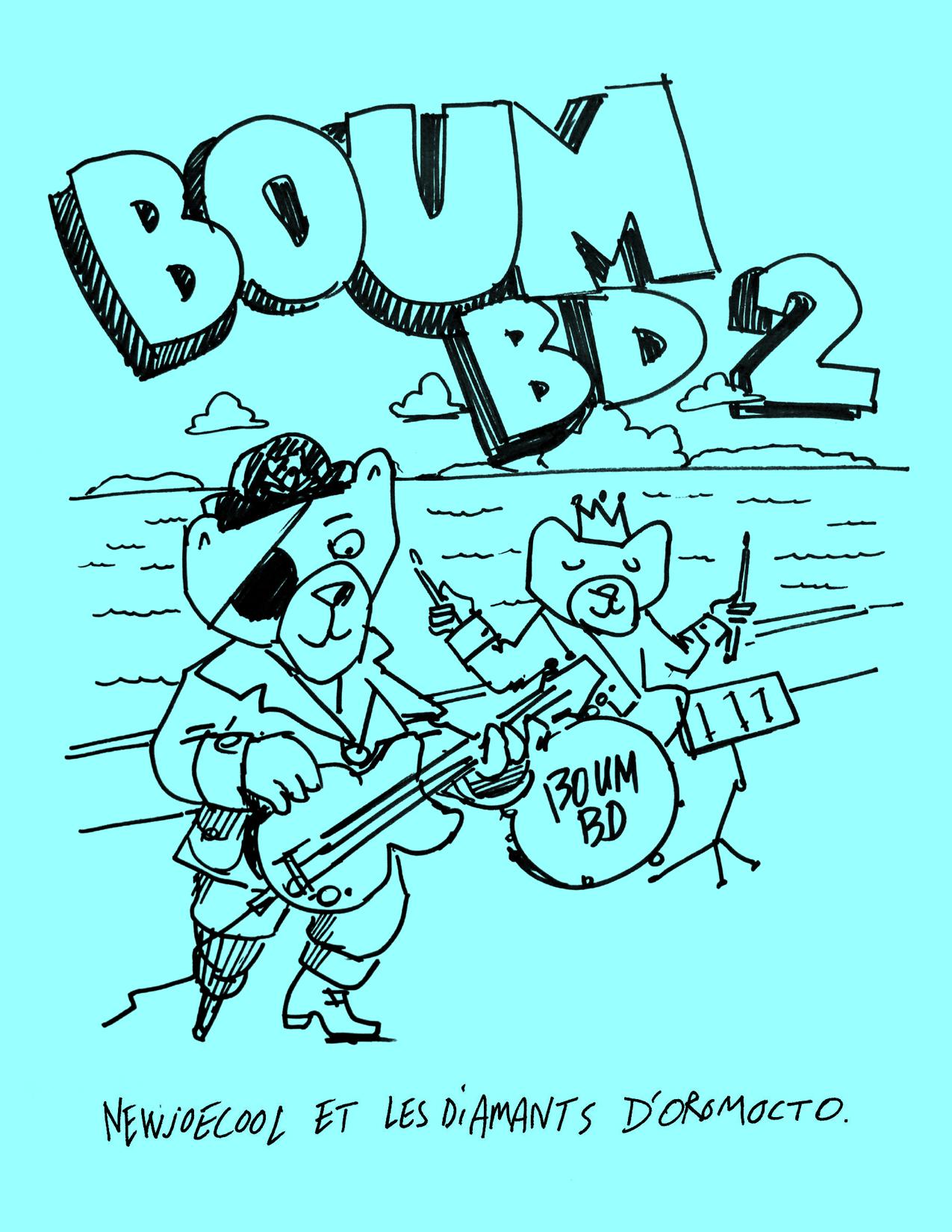 Boum BD 2