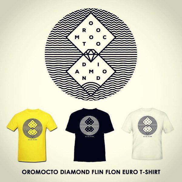 Oromocto Diamond - Flin Flon t-shirt