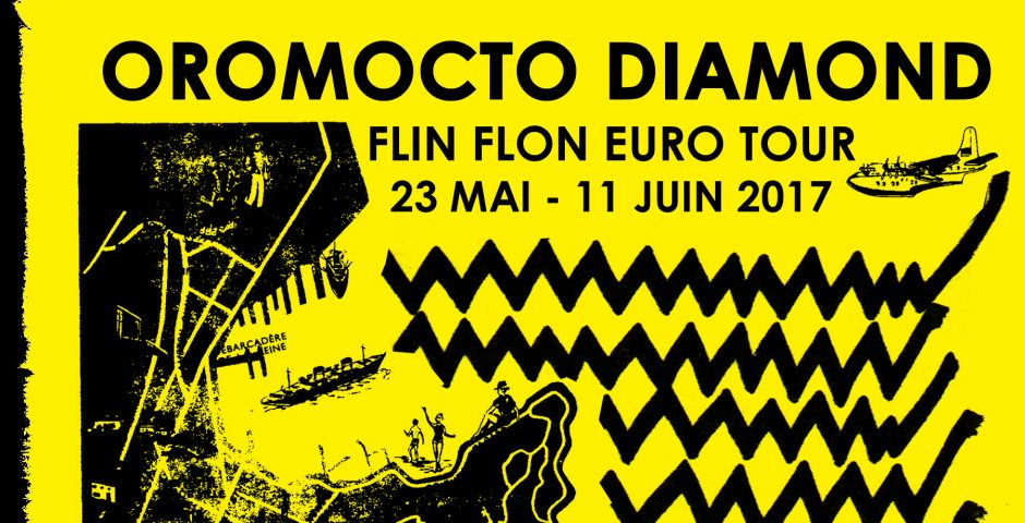 Oromocto Diamond Euro Tour 2017