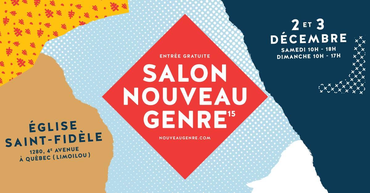 Salon Nouveau Genre 15